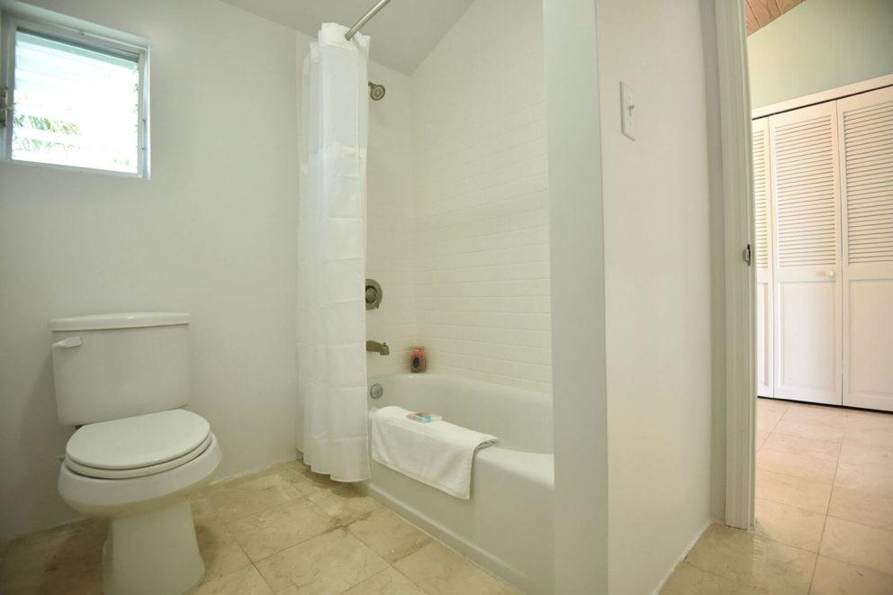 Two bedroom bungalow bathroom